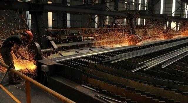 تراجع الإنتاج العالمي من الصلب الخام بنسبة 3.6% على أساس شهري خلال يوليو و مصر تسجل 753 ألف طن
