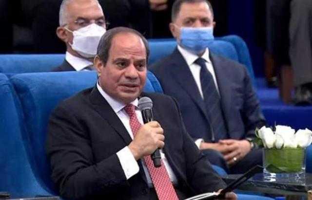 السيسي: الشعب المصري هو البطل الحقيقي في تنفيذ خطة الإصلاح الاقتصادي