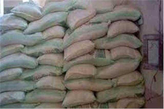 ضبط 109 طن أرز غير صالح للاستهلاك الأدمي بالغربية