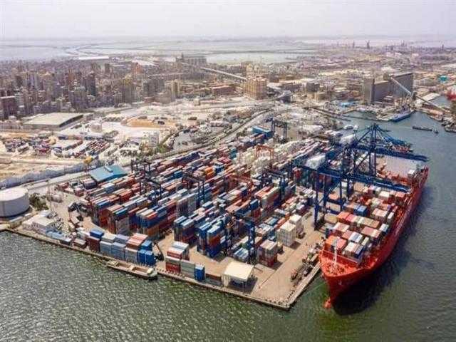 حركة الملاحة البحرية بميناء الاسكندرية تشهد زيادة جيدة خلال تداولات أغسطس