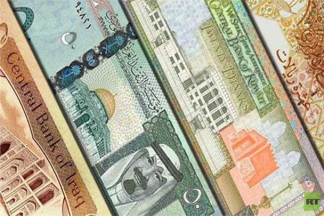 تباين أسعار العملات العربية مقابل الجنيه اليوم الخميس 16 سبتمبر 2021