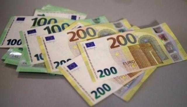 تباين أسعار اليورو في منتصف تعاملات الخميس 16 سبتمبر 2021