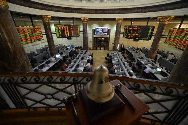 البورصة المصرية تفقد 3.5 مليار جنيه من رأس المال السوقي في أخر جلسات الأسبوع