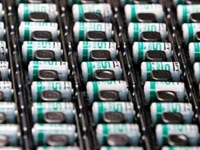 نيو انيرجي الصينية تخطط لاستثمار 1.55 مليار دولار في بطاريات الليثيوم