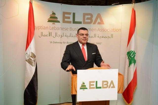 السفير المصري يبحث آخر تطورات تصديرالغاز مع وزير الطاقة اللبناني