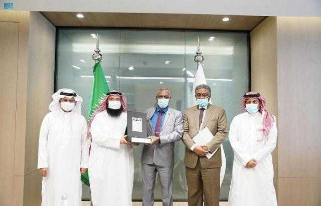 السعودية و السودان يبحثان سبل الاستثمار في مجالات التعدين