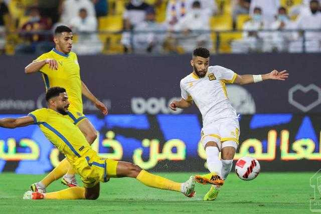 حجازي يشارك في فوز مثير للإتحاد على النصر في الدوري السعودي