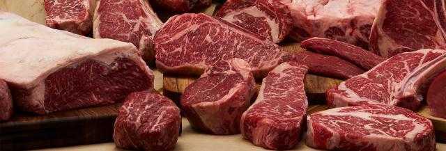 الجاموسي يسجل 53 جنيه بالمزرعة .. تعرف علي أسعار اللحوم الحمراء اليوم الأحد