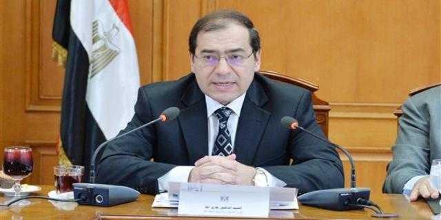 """وزير البترول : 547 مليون جنيه إيرادات """"القاهرة للتكرير"""" في 2020/2021"""