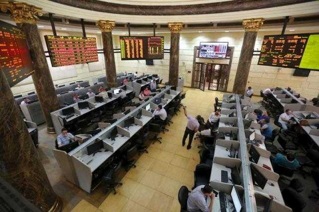 هبوط مؤشرات البورصة المصرية.. وخسائر سوقية بــ 17 مليار جنيه خلال جلسات الأسبوع الماضي