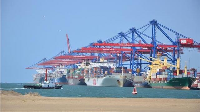 ميناء العريش البحرى