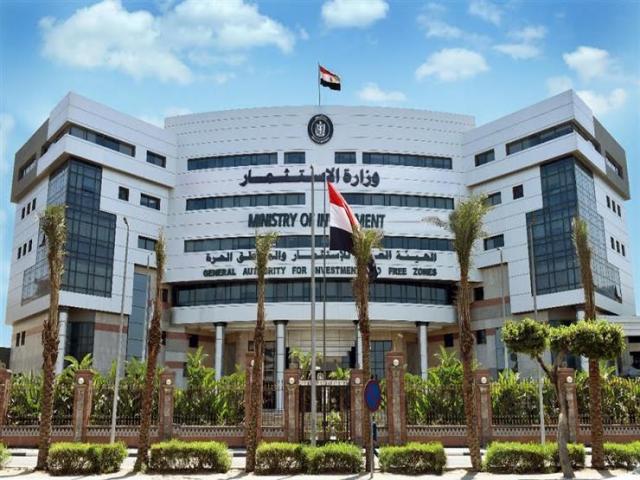 هيئة الإستثمار المصرية
