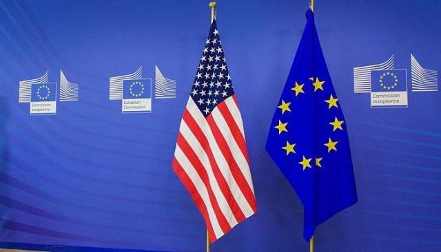 الاتحاد الأوروبي - الولايات المتحدة الأمريكية