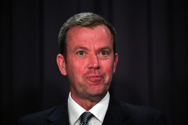 وزير التجارة الأسترالي