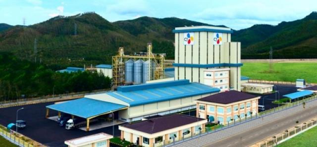 مصنع أعلاف في كوريا الجنوبية