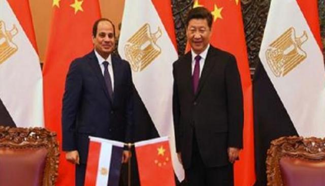 مصر-الصين