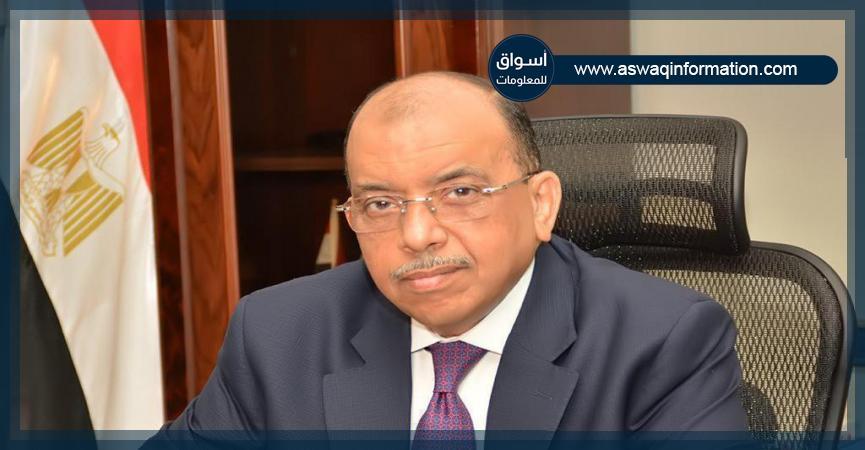وزير التنمية المحلية - محمود شعراوي