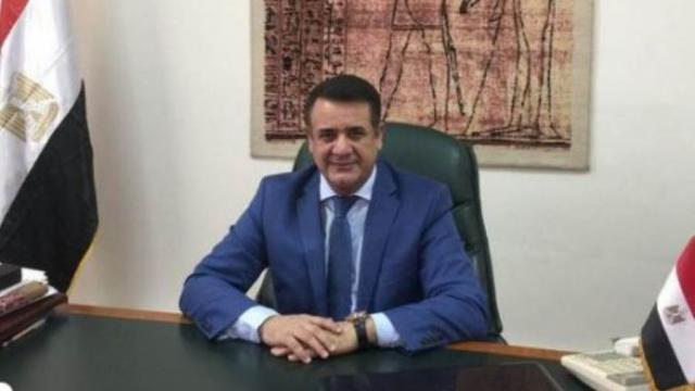 مدير إدارة الاتحاد الأوروبي بجهاز التمثيل التجاري