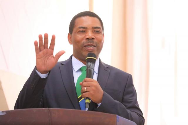 وزير المالية في تنزانيا
