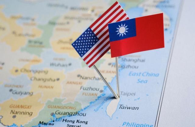 تايوان وأمريكا
