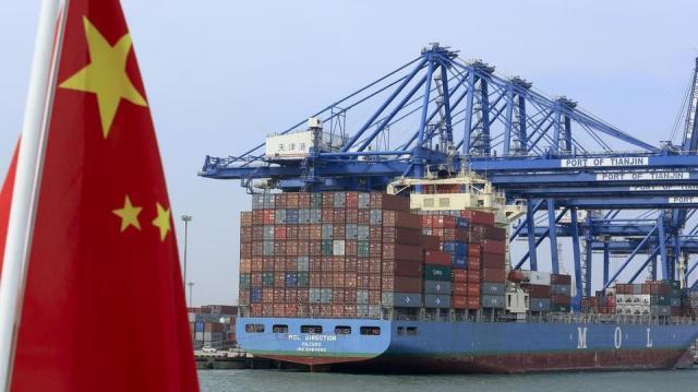 الصادرات الصينية