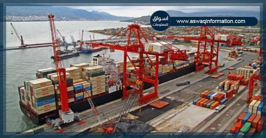 ميناء تصدير