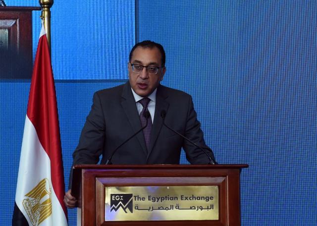 مصطفى مدبولى - رئيس مجلس الوزراء