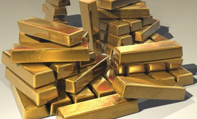 إنتاج الذهب