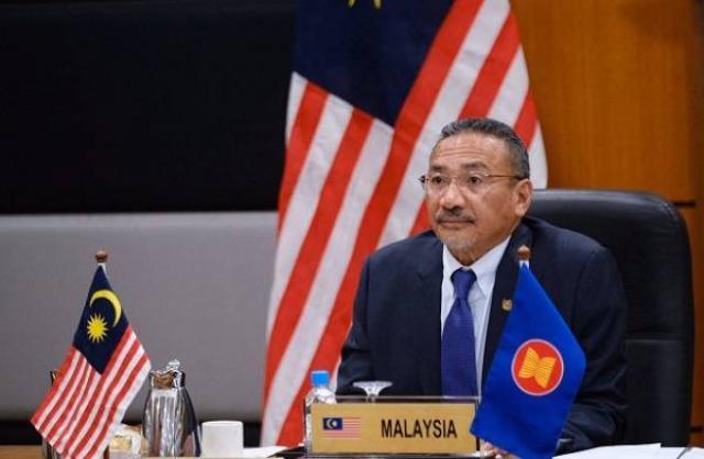 وزير الخارجية الماليزي