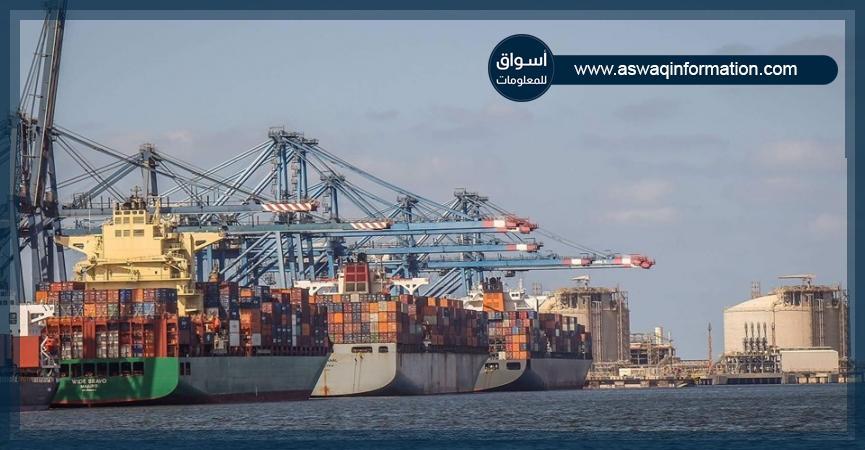 صورة أرشيفية - ميناء دمياط
