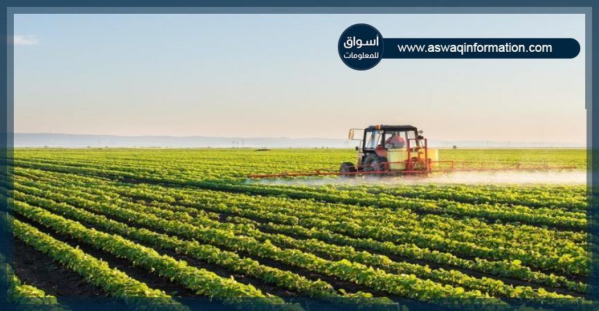 مساحات زراعية