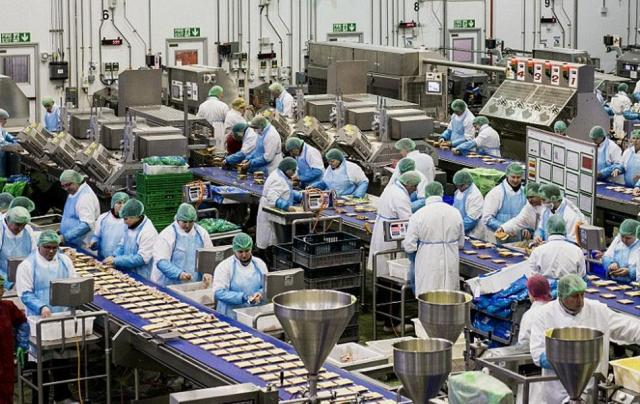 صناعة الأغذية في الصين
