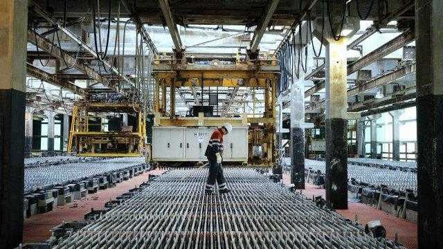 مصهر «Nyrstar» الهولندي يخفض إنتاج الزنك بسبب أزمة الطاقة