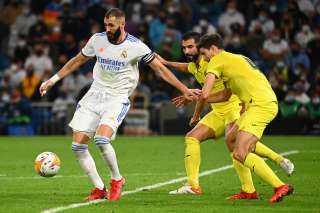 ريال مدريد يتعادل مع فياريال ويحافظ على صدارة الدوري الإسباني