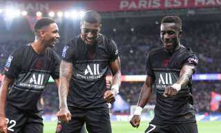 باريس سان جيرمان يُحلق منفردًا بالصدارة بعد الفوز على مونبلييه في الدوري الفرنسي
