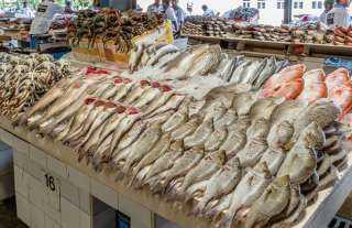 أسعار الأسماك بالأسواق اليوم الإثنين 18 أكتوبر