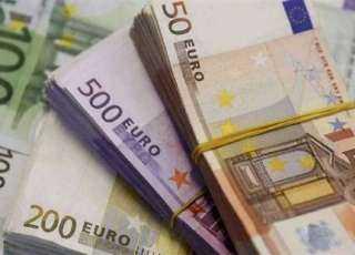 تراجع سعر اليورو مقابل الجنيه بالبنوك العاملة فى مصر اليوم