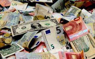 أسعار العملات العربية والأجنبية بنهاية تعاملات اليوم وفقًا للبنك المركزي